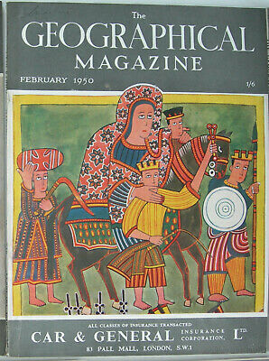 The Geographical Magazine, February 1950