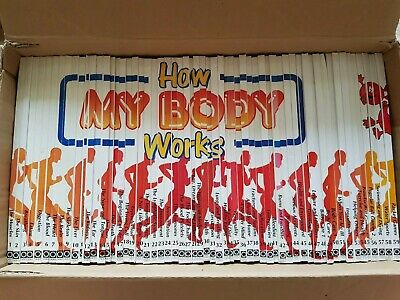 How My Body Works Book Complete Collection 1 - 67