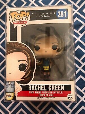 Rachel Green Funko Pop From Friends In Great Condition (Soft Protector Included)