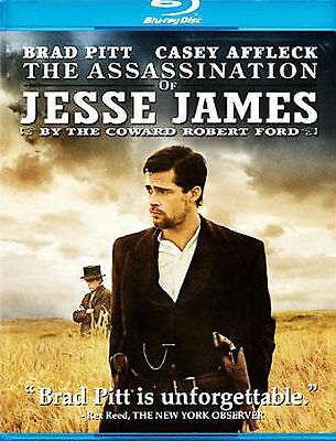 The Assassination of Jesse James by the Coward Robert Ford (Blu-ray Disc ONLY)