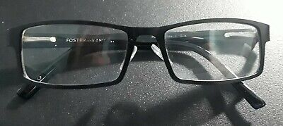 808c486bff6 Men s FOSTER GRANT MULTI FOCUS 1.50 SAWYER BLACK FRAME READING GLASSES