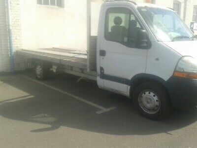 RENAULT MASTER 2.5DCI SPARES OR REPAIRS Vauxhall Movano