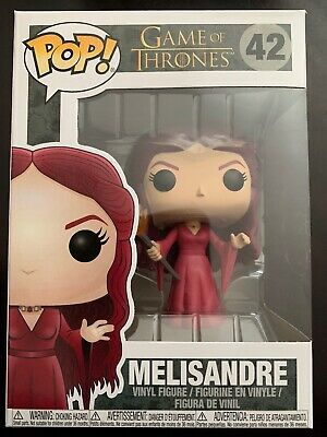 Game Of Thrones Melisandre Funko Pop! 42 - With Free Pop Protector