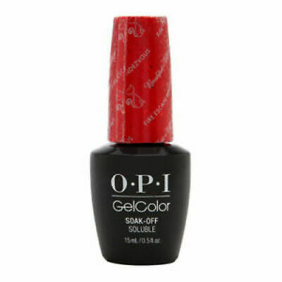 OPI GelColor Soak-Off Gel Lacquer Nail Polish, Fire Escape Rendezvous