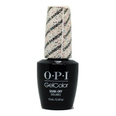 OPI GelColor Soak-Off Gel Lacquer Nail Polish, Chasing Rainbows