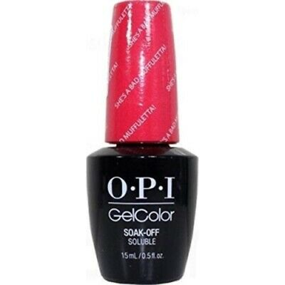 OPI GelColor Soak-Off Gel Lacquer Nail Polish, She's A Bad Muffuletta