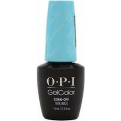 OPI GelColor Soak-Off Gel Lacquer Nail Polish, I Believe In Manicures