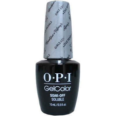 OPI GelColor Soak-Off Gel Lacquer Nail Polish, Girls Love Pearls