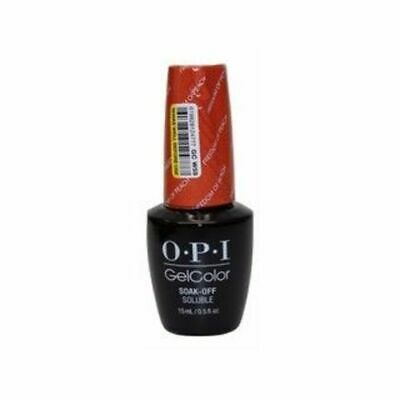 OPI GelColor Soak-Off Gel Lacquer Nail Polish, Freedom Of Peach