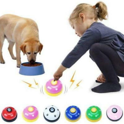 Pet Dog Cat Training Bells Meal Bell Potty Training Communication Device DS