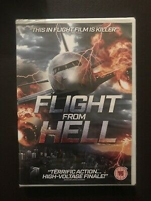 Flight From Hell (DVD, 2018) Brand New and Sealed!
