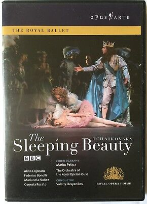 Tchaikovskys The Sleeping Beauty (DVD, 2008)