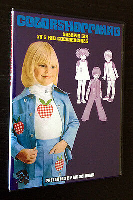 COLORSHOPPING VOL.6 (Kids Ads of the 70's) advertising commercials