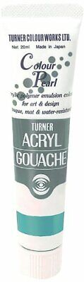 Turner Colour Works Acryl Gouache Artist Acrylic Paint