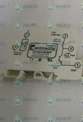Continental Interface Module I.o.-Idc-R0-028 * Used *