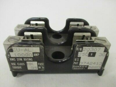 Gould 20307 Fuse Block 30Amp * New No Box *