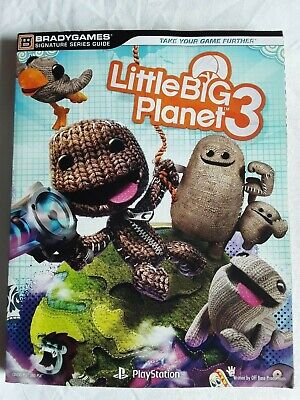 Little Big Planet 3 Strategy Guide
