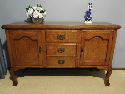 Art Deco Vintage Sideboard Buffet Dresser Cabinet Hall Display Table Tv Stand