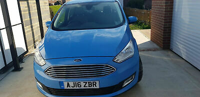 Ford C Max Eco Boost 2016 24K Miles