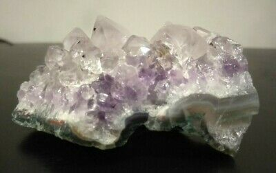 Light Amethyst Cluster Crystal/Stone