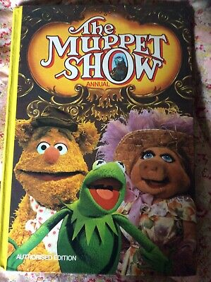 The Muppet Show Annual 1979  Book (Unstated - 1978) Good used condition