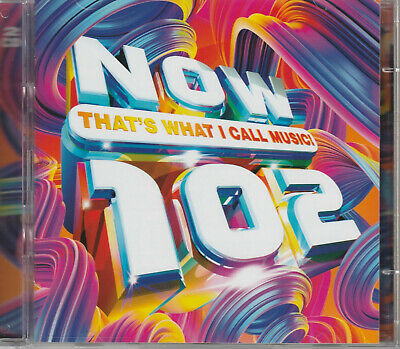 New - Now Thats What I Call Music 102 Double Cd Album - Released 12Th April 2019