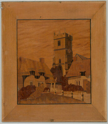 Early 20th Century Antiques - Rural Street Scene