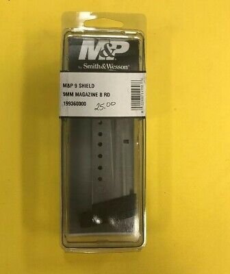 Smith & Wesson M&P 9 Shield - 8 Rounds Magazine