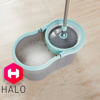 Addis Spin Mop & Bucket Rotating Cleaner Head Cleaning Floorcare Hardfloor Tile