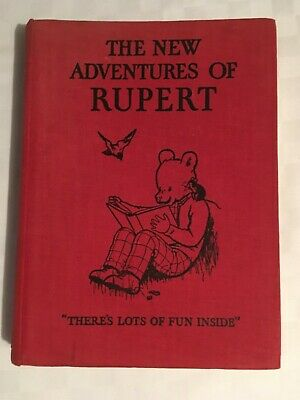 Lovely 1936 First Rupert Annual Really Nice Condition - Very Clean - Rare