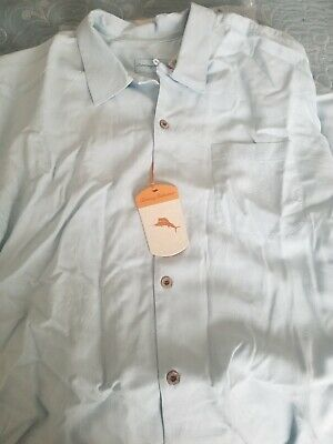 be6bc0819d6eac Lot of 2 Mint Tommy Bahama Relax Hawaiian Silk Camp Shirt Button Floral  Size 2XL