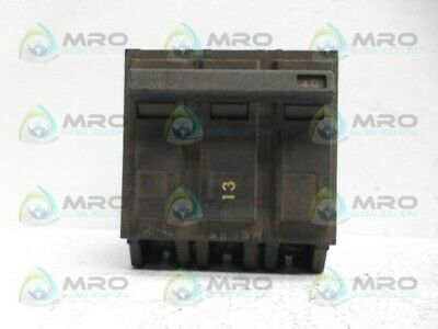 General Electric Thqb32040 Circuit Breaker * Used *