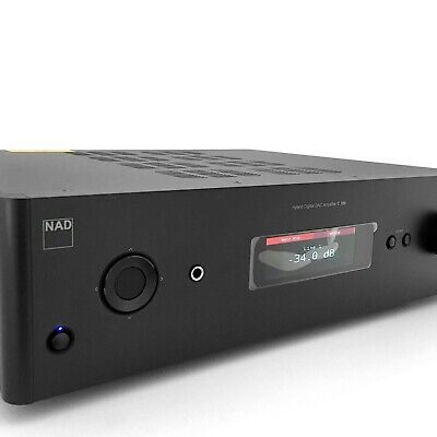 BRAND NEW NAD C 388 BluOS Stereo integrated amplifier