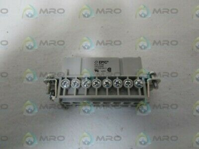 Epic H-A 16 Bs Connector 10531000 * New No Box *