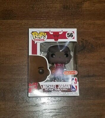 Funko Pop! Michael Jordan Target Exclusive #23 Rookie Jersey Bulls NBA IN HAND