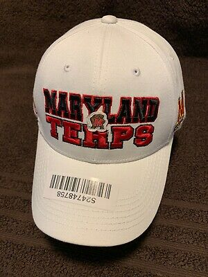 detailing 62690 15f57 Maryland Terrapins Ncaa Top Of The World Teamwork Hat Adj Snapback Osfm Nwt