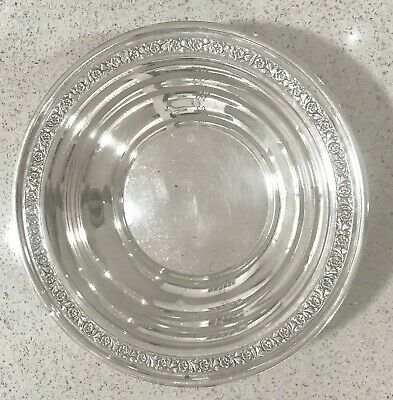 American Sterling solid silver bowl ,marked Sterling