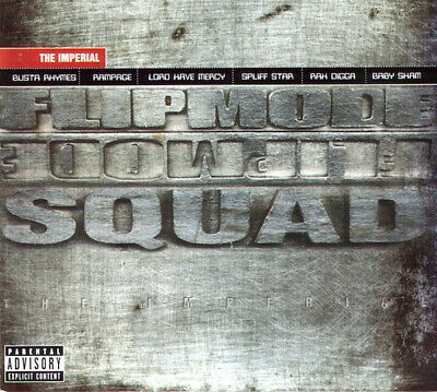 Audio Cd Flipmode Squad - The Imperial Album
