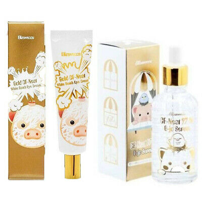 [ELIZAVECCA] Gold CF-Nest White Bomb Eye Cream or CF-Nest Extract 97% B-jo Serum