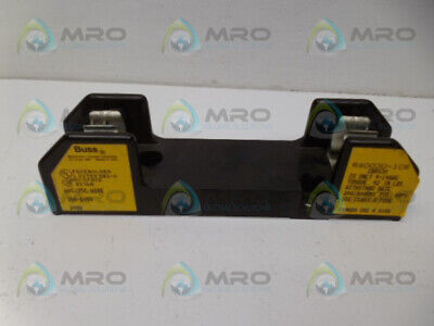 Buss R60030-1Cr Fuse Holder *Used*