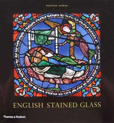 BOEK/LIVRE : English Stained Glass (Engels gebrandschilderd glas,loodglas)