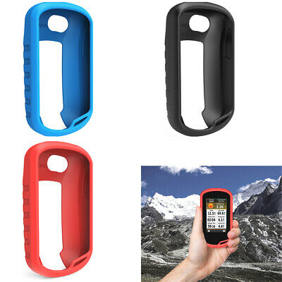 Screen Protector + Soft Silicone Case For Garmin Oregon 600 600t 650 650t A3