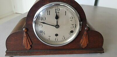 ANTIQUE ENGLISH MANTLE CLOCKWestminster Chime