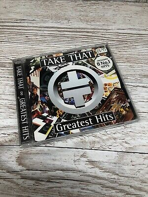 Greatest Hits, Take That 1996 CD