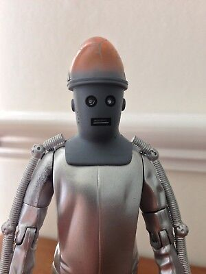 Classic Doctor Who Action Figure Cyber Controller From Tomb Of The Cybermen Toy