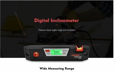 Electronic Digital Level Angle Gauge Finder Level Inclinometer Measurement meter