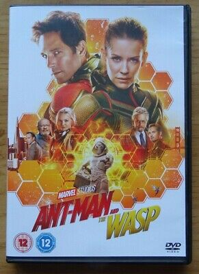 Ant-Man and Wasp DVD (2018)