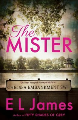 The Mister By  E L James Paperback