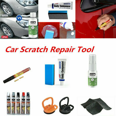 Auto Car Scratch Paint Care Body Compound Polishing Scratching Paste Repair Tool
