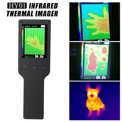 HY01 MLX90640 IR Infrared Thermal Imager Camera Measurement 24x32 Resolution